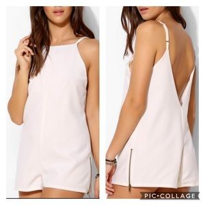 Stone Cold Fox 'Bull Whip' Low Back Sexy Romper